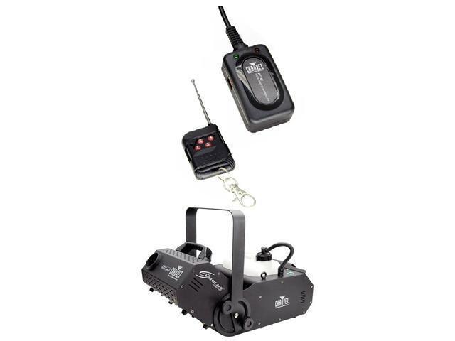 CHAUVET H1800 FLEX Fog Machine + Wireless Remote