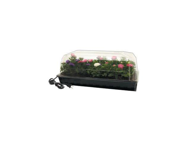 HYDROFARM CK64060 Germination Hot House with Heat Mat