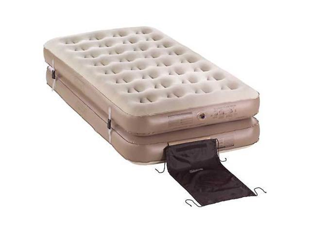 COLEMAN 4 in 1 Quickbed Camping Tent AirBed Mattress