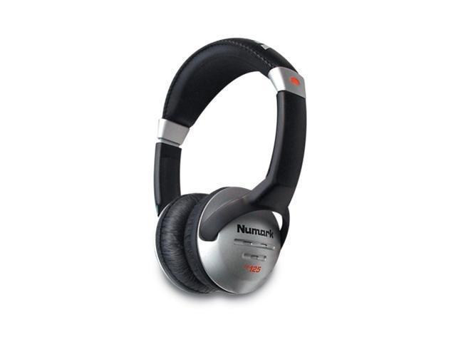 NUMARK HF125 Professional DJ Stereo Mixing Headphones