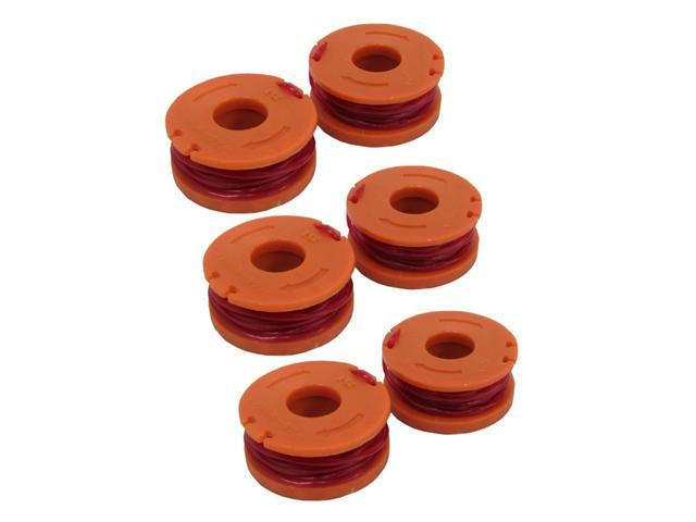 WA0010 Replacement Line Spool for WG150 151 165 166 GT Trimmers (6-Pack)