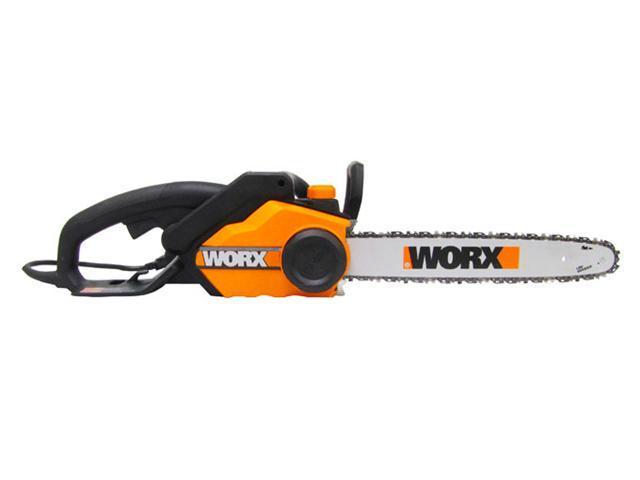 Worx wg304 18 inch 4 hp 15 amp electric chain saw - Worx espana ...
