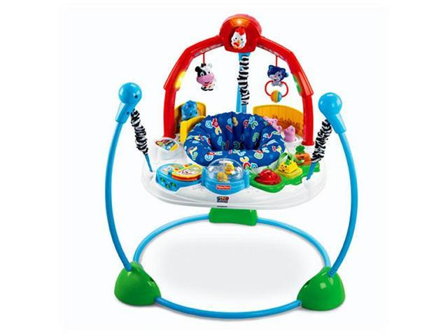 Fisher Price Laugh & Learn Jumperoo Baby Bouncer