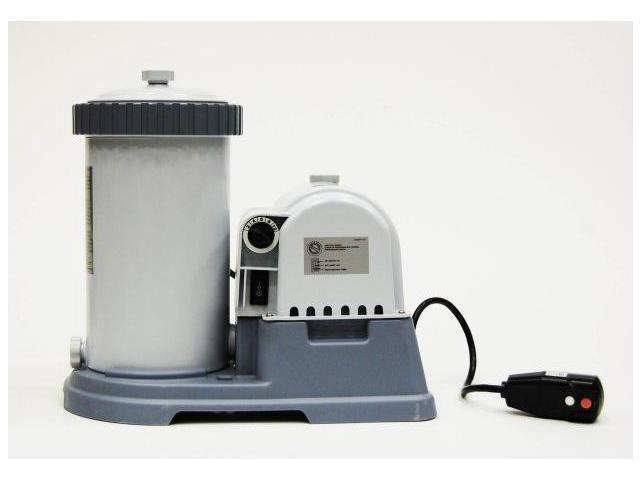 Intex 2500 Gph Krystal Clear Swimming Pool Filter Pump With Timer Gcfi