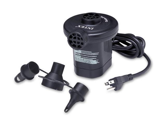 INTEX 120V Quick Fill AC Electric Air Pump w/ Nozzles