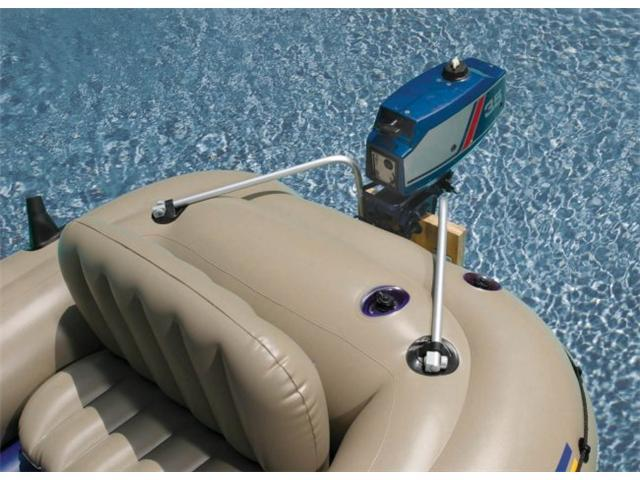 Intex Boat Motor Mount Kit for Inflatable Boats - 68624E