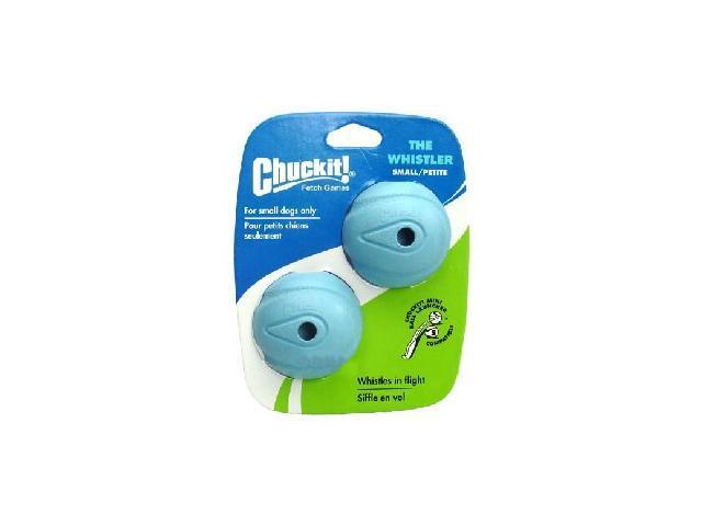 Chuckit! Whistler Ball Small (2 Pack)