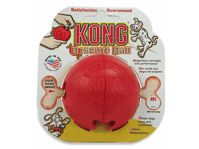 Kong Company Biscuit Ball, Small - BB3