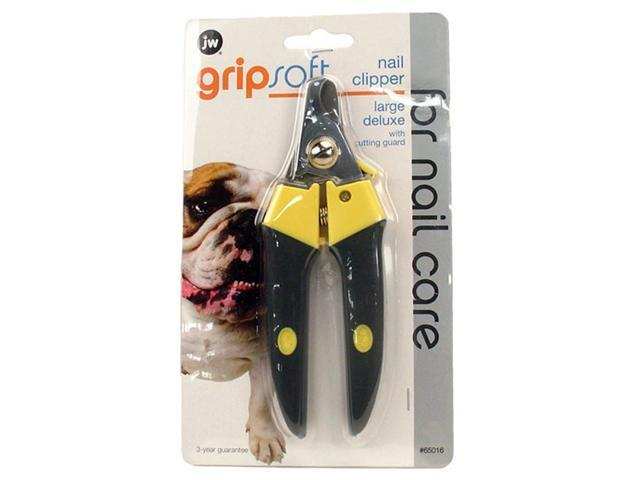 JW Pet Gripsoft Deluxe Nail Clipper, Large - 65016