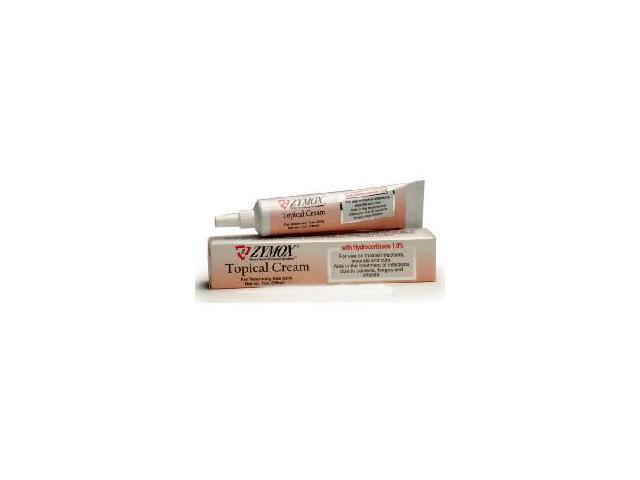 Zymox Cream with Hydrocortisone (1 oz)