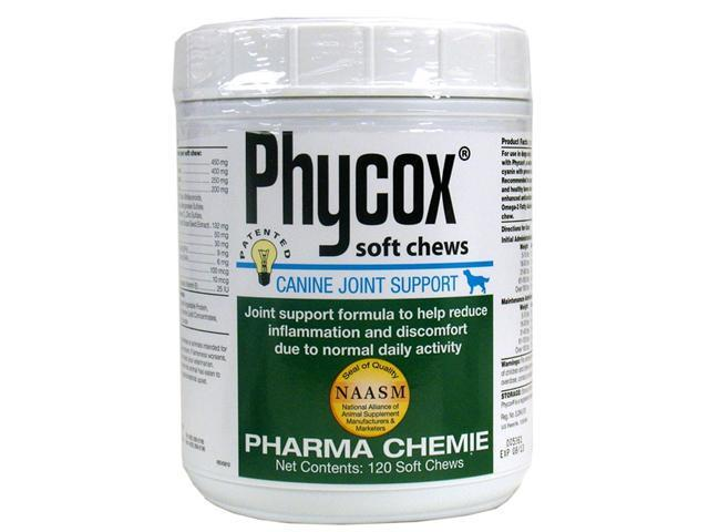 PhyCox Soft Chews (120 Soft Chews)