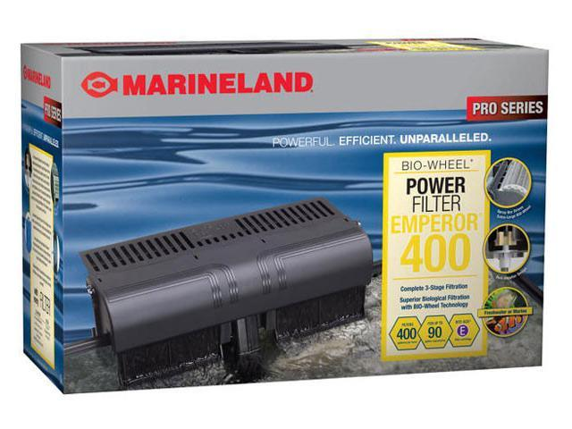 Marineland Emperor 400 Power Filter (upto 90 gal) - Newegg.com