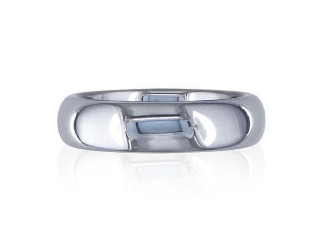 5mm Comfort Fit  Tungsten Wedding Band (Rings  Sizes 4 to 13)