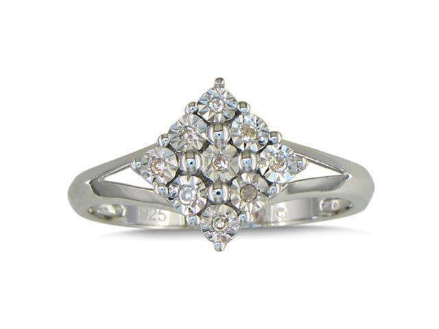 Diamond Pattern Ring That You Will Love!