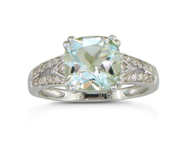 Sizzling Fire!  Multirow Diamond Band Ring