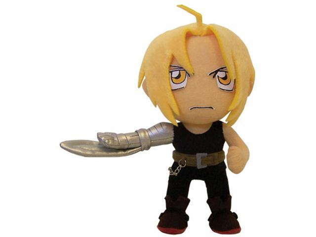 Fullmetal Alchemist Edward Plush W/machine Arm