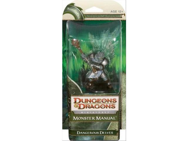 D&D: Monster Manual - Dangerous Delves Booster