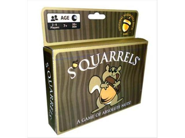 S'quarrels Card Game