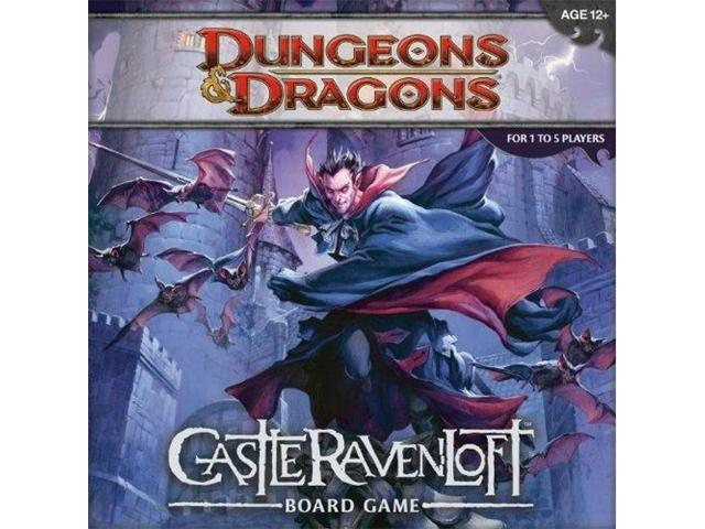 D&D: Castle Ravenloft Boardgame
