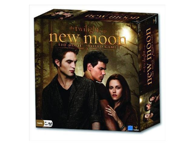Twilight Saga New Moon Board Game