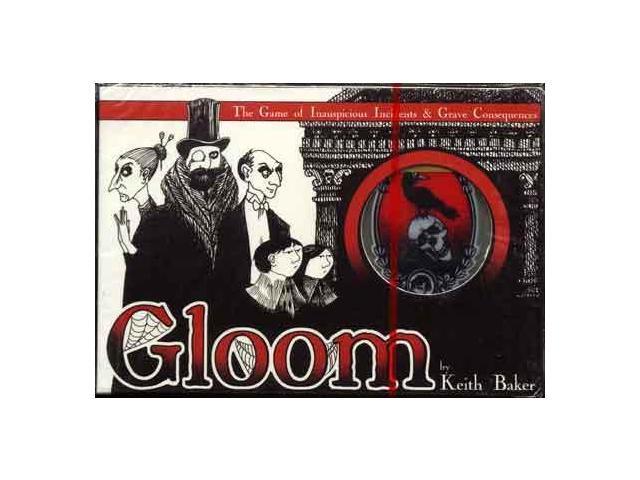 Gloom Card Game - Newegg.com