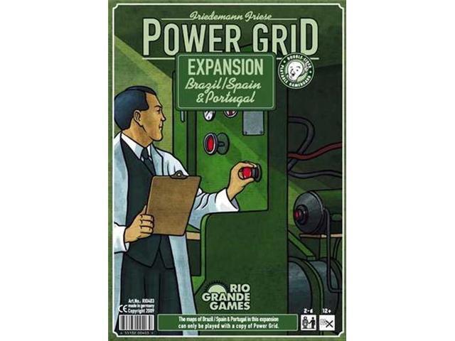 POWER GRID BRAZIL & IBERIA EXP