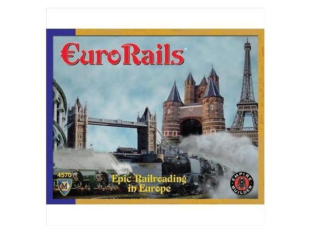 EuroRails 4th Edition
