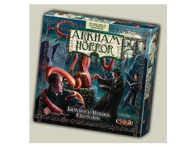 Arkham Horror Dunwich Horror Exp Board Game