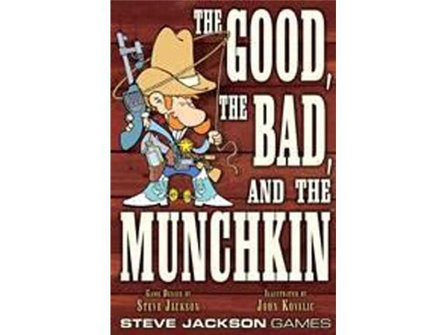The Good The Bad & The Munchkin