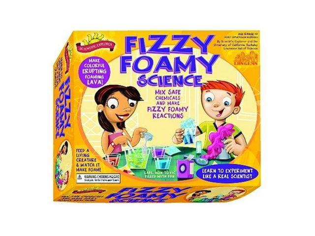 Scientific Explorer Fizzy Foamy Science