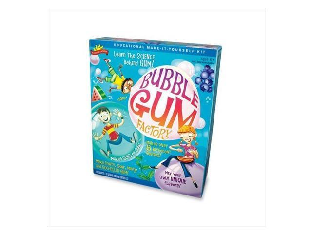 Bubble Gum Factory Kit by Scientific Explorer