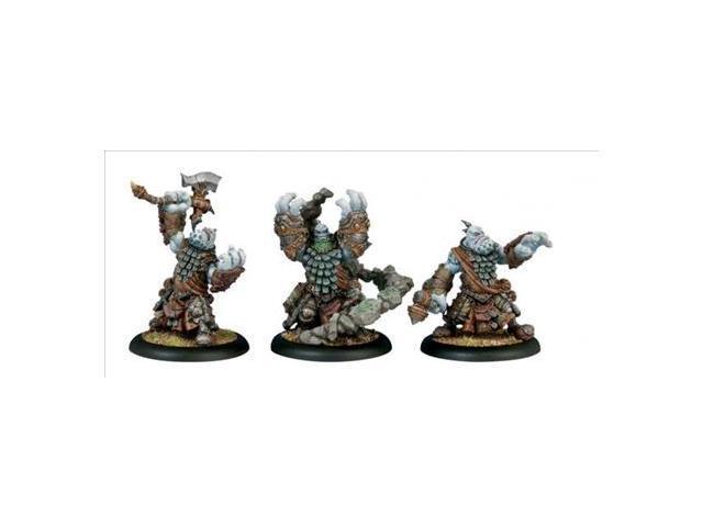 Hordes: Trollblood Runeshapers