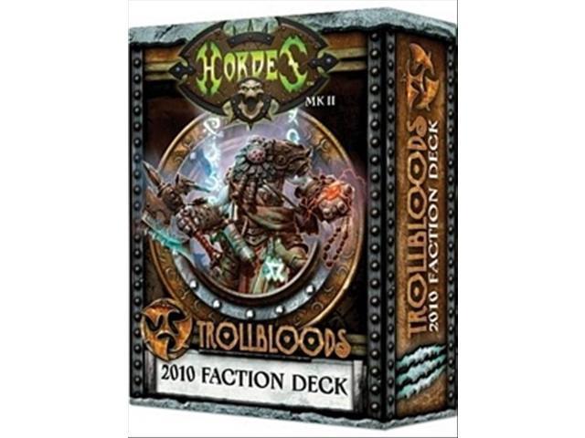 Hordes: Trollblood Mk II 2010 Deck