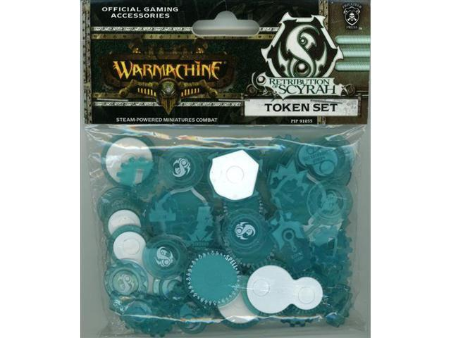 Warmachine: Retribution Of Scyrah Mk II Token Set