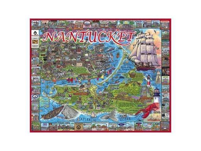 Nantucket 1000 Piece Puzzle