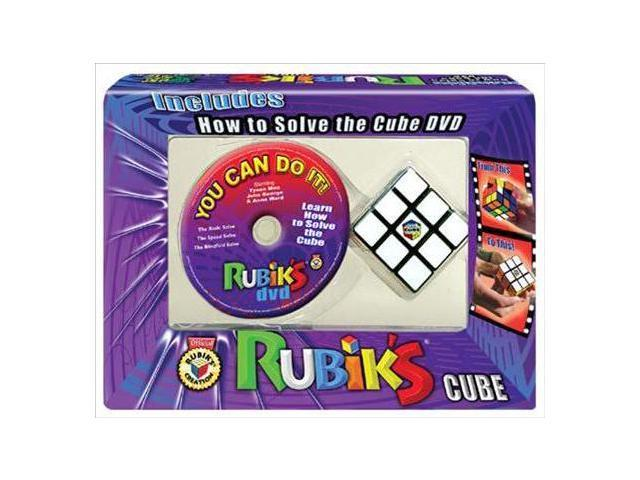 Rubik's You Can Do It (3x3 cube and How-to-Solve DVD)