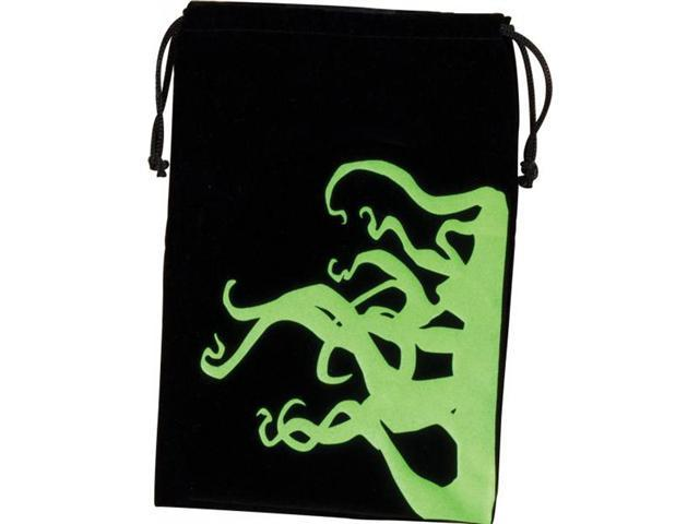 "Dice Bag: Tentacles (6.25"" x 9"")"