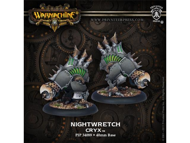 Warmachine: Cryx - Nightwretch Bonejacks