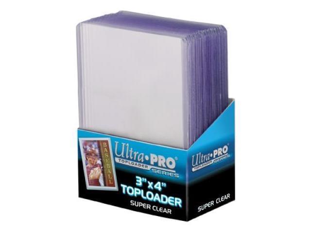 Ultra Pro: Super Clear 3