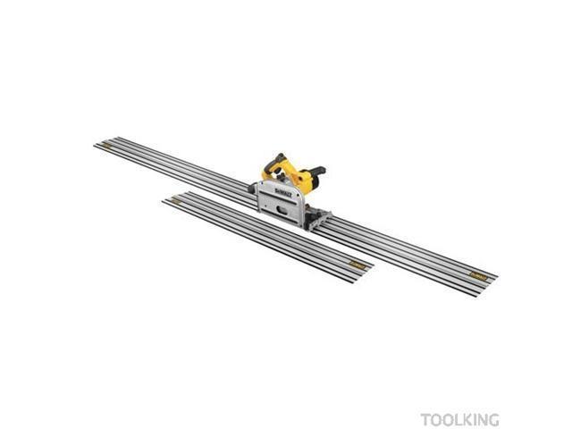 DWS520CK 6-1/2 in. TrackSaw Kit w/ 59 in. & 102 in. Track