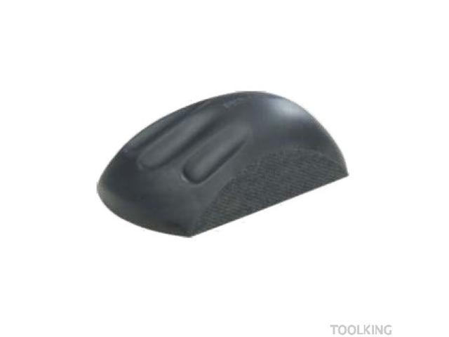 495966 6 in. Hard Round Hand Sanding Block