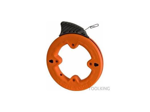 Klein 56003 1 8 in x 125 ft depthfinder high strength for Klein fish tape