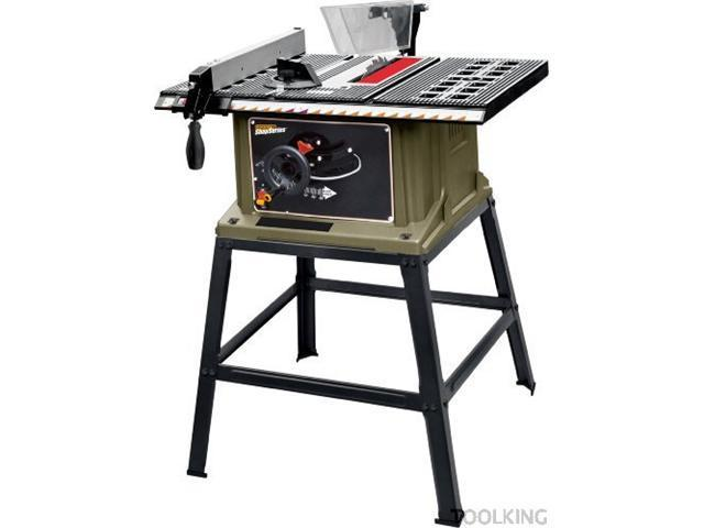 Rockwell Rk72401 Shop Series 13 Amp 10 Inch Table Saw With
