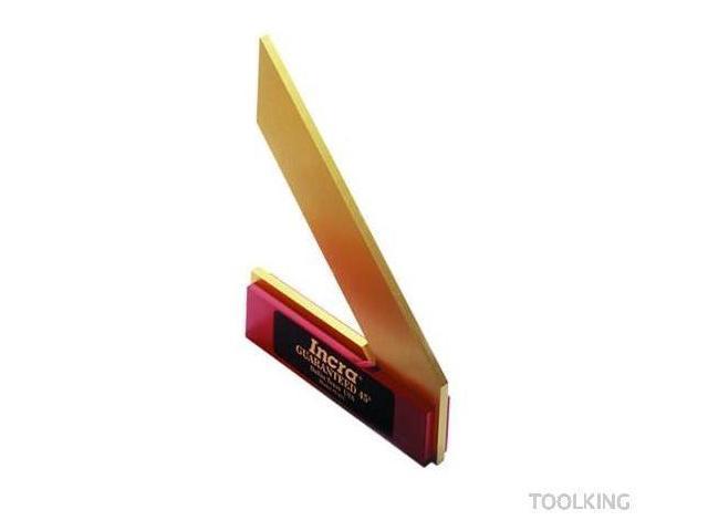 Incra G457 7-inch Guaranteed 45 Degree Precision Angle