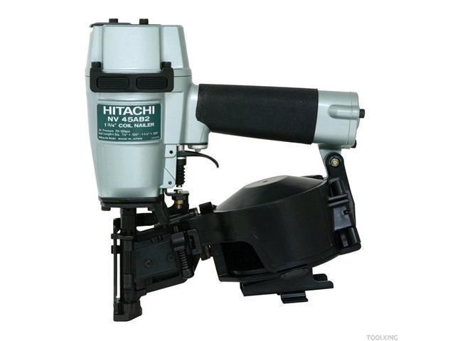 Hitachi NV45AB2 Pneumatic Roofing Nailer