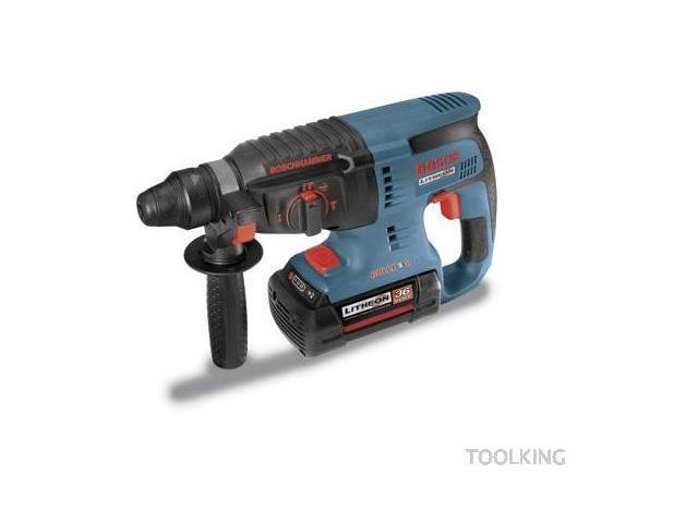 11536VSR 36V Cordless Lithium-Ion 1 in. SDS-plus Rotary Hammer