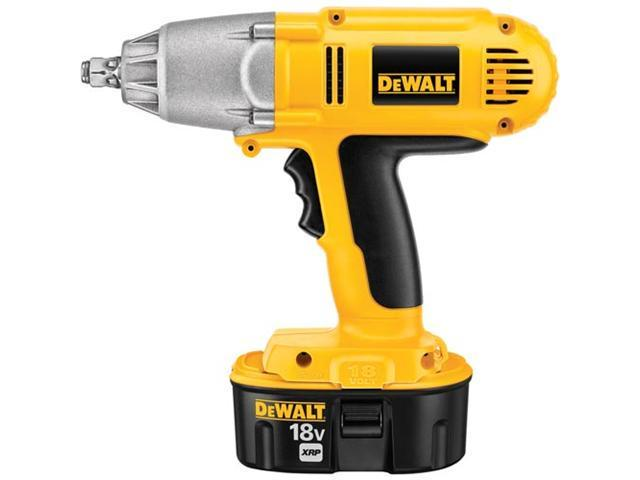 DeWalt DW059HK-2 18-Volt Cordless XRP 1/2-inch Impact Wrench Kit with Hog Ring Anvil