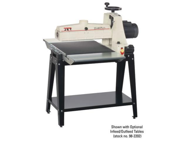 649004K 22-44 Plus, 22-44 Plus Open Stand Drum Sander