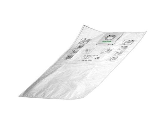 496186 SELFCLEAN Filter Bag for CT 36 (5-Pack)