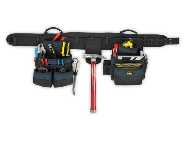 CLC 2605 20-Pocket Carpenter's Ballistic Combo 4-Piece